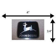 John Deere JD5604 Leaping deere decal  210 212 214 216 312 314 many attatchments