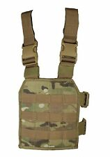 New Multicam Bulle MOLLE Webbing Drop Leg Panel