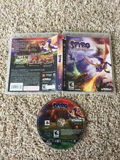 THE LEGEND OF SPYRO DAWN OF THE DRAGON - PS3 , PLAYSTATION 3 , RARE