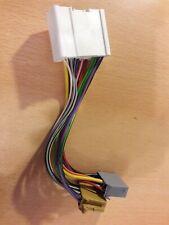 Iso Adapterkabel Mazda 2 DE Radio