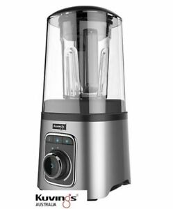 GENUINE Kuvings SV500 High Speed Quiet Vacuum Blender 7 Year Warranty Free Post