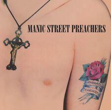Generation Terrorists by Manic Street Preachers (Vinyl, Drastic) 140 gm White
