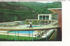 Army Force Club  Adults' Swimming Pool  Caracas Venezuela  Postcard 2197