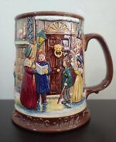 1972 Royal Doulton Beswick Christmas Carol Mug Stein Tankard Limited Edition
