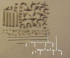 P&D Marsh N Gauge N Scale M28 Industrial pipework & fittings - medium bore kit