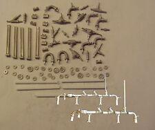 P&D Marsh N Gauge n Scale M28 Industrial pipework & fittings - medium bore kit