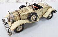 Vintage 1927 Mercedes-benz 680S Torpedo Saoutchik by Jayland USA Model Figurine