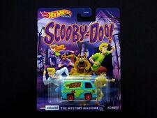 Model Diecast 5cm Mystery Machine for Scooby Doo 1 64 Original Hot Wheels