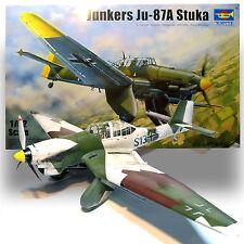 TRUMPETER 1/32 JUNKERS JU87 A  STUKA