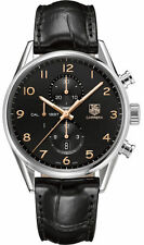 BRAND NEW TAG HEUER CARRERA 1887 CAR2014.FC6235 AUTOMATIC ROSE GOLD LEATHE WATCH