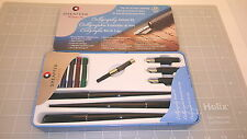 Judd's NEW Sheaffer Calligraphy Deluxe Kit - 3 Calligraphy Pens