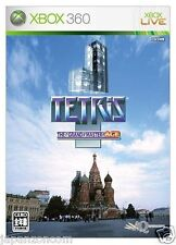 Used Xbox 360 Tetris the grand maste MICROSOFT JAPAN JP JAPANESE JAPONAIS IMPORT
