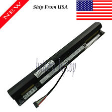 L15L4A01 Battery for LENOVO 14.4V IDEAPAD 110-15ISK 80UD L15M4E01 L15S4E01 Black