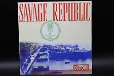 Savage Republic - Customs (1989) (Vinyl)  (Fundamental – SAVE 71)