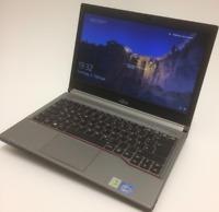 High-End-Design Notebook Fujitsu LifeBook E733 GUTE ZUSTAND USB-3.0 Windows 10