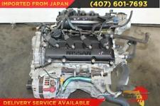 2002 2003 2004 2005 2006 Nissan Altima Sentra SER Engine Motor QR25 2.5L QR25DE