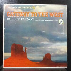 Robert Farnon - Gateway To The West LP VG+ MGM SE3804 USA 1959