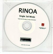 (EV74) Rinoa, Sol Winds - DJ CD