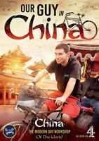 Guy Martin: Our Guy in China DVD (2017) Guy Martin cert E ***NEW*** Great Value