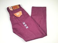 Brand New! Levis 501 Rare Limited Edition  Button Fly Shrink To Fit - Mens 36X32