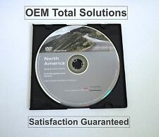 Update 2013 for 2006-12 AUDI A3 RNS-E Navigation DVD disc map 8P0919884BJ USA NA