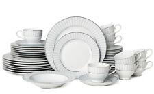 Mikasa Adrian Grey 40-Piece Dinnerware Set