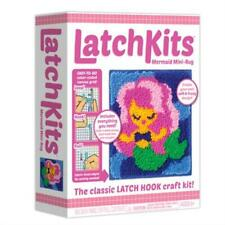 Kahootz Latch Hook Kit - Mermaid