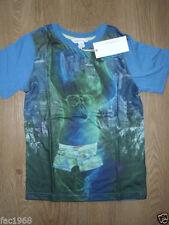 T-shirts, débardeurs et chemises bleu 4 ans pour garçon de 2 à 16 ans