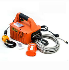 Portable Electric Winch Electric Lifting Traction Hoist Electric Hoist 500KG Y