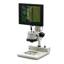 Aven 26700-104-00 Macro Zoom 8x and 10x Video Inspection System with Stand
