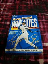 Wheaties Cereal Boxes~ 1996 Ken Griffey Jr ~ Collector/Signature *Unopen*