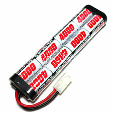 Firefox 9.6V 4000mAh Ni-MH Large Type Rechargeable Battery for AEG RC