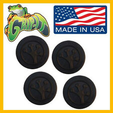 GRIP-IT BEST Controller Thumb Stick Grips Cover Cap PS4 PS3 Xbox One 360 4xBlack