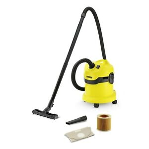 Karcher WD2-01 WD2 Wet & Dry Vacuum Cleaner