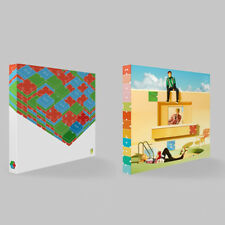 EXO CBX BLOOMING DAY 2nd Mini Album Random Ver CD+Poster+Booklet+PhotoCard+Etc