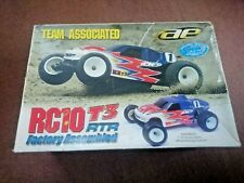 BNIB Team Associate RC10-T3 RTR Factory assembled.