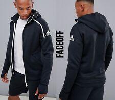 """Adidas z.n.e. de liberación rápida con capucha Uk Size 2XL (de 48"""" a 50"""" pecho)"""