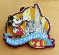Mickey Mouse Magic Kingdom 71 Cinderella's Castle Walt Disney World Pin