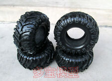 Extreme 2.2 rock crawling tire tyre w/ foam insert for rc crawler car 4pcs D725