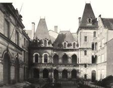 CHARENTE-MARITIME. La Rochelle- Maison Henri II 1904 old antique print picture