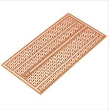 1Pc 5X10cm Single Side Copper Prototype Paper PCB Breadboard 2-3-5 Joint Hole