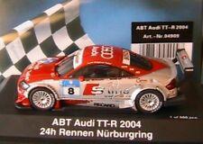 AUDI TT-R ABT #8 24 HOURS RENNEN NURBURGRING SCHUCO N° 4909 1/43 LIMITED EDITION