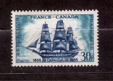 "FRANCE 1955 # 773 MINT VF NEVER HINGED, CORVETTE ""LA CAPRICIEUSE"" !!"