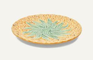 Bordallo Pinheiro Pineapple Fruit Plate 19.5cm - Portuguese Pottery - Brand New