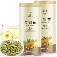 Honeysuckle Tea Golden-and-silver Honeysuckle Tea Health Flower tea 50g/box金银花茶