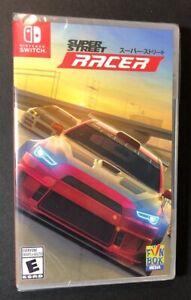 Super Street Racer (Nintendo Switch) NEW