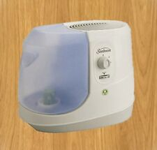 Sunbeam Cool Mist Humidifier, SCM1100-WM Fresh mist is dispersed into the air