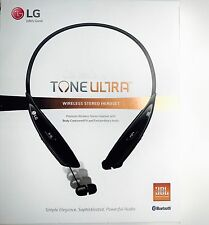 LG TONE ULTRA HBS-810 Premium Wireless Bluetooth Stereo Headset - JBL Sound