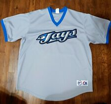 TORONTO BLUE JAYS DELGADO VINTAGE MLB MAJESTIC JERSEY MENS -2XL