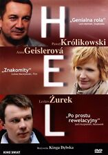 HEL (DVD) Kinga Debska (Shipping Wordwide) Polish film